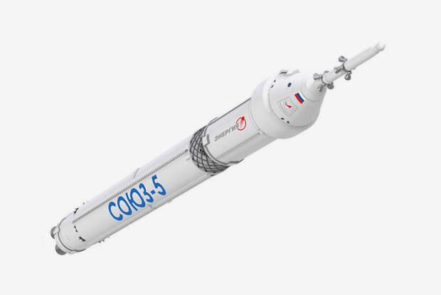Средняя ракета «Союз-5»