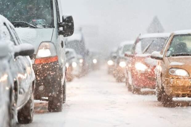Все меняется в мороз. |Фото: lifehacker.ru.