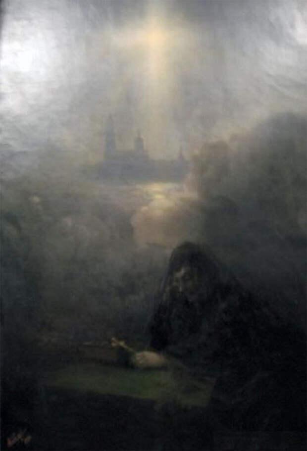 Тайны и загадки 5 мистических полотен Ивана Айвазовского