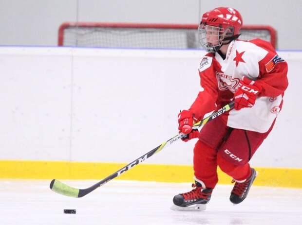 Хоккеисты из Молжаниновского вновь встретятся с командой Северо-Запада