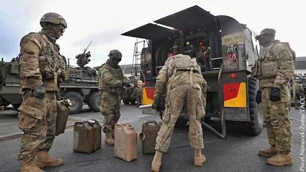 Американских военных лишают российского тепла