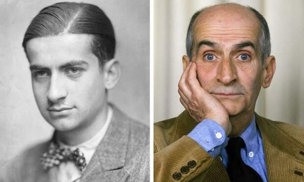 Знаменитые актёры, которых мало кто видел молодыми
