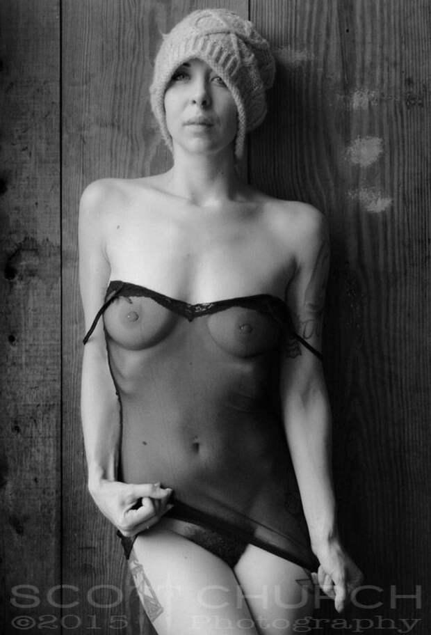 Фотограф Скотт Черч и его правдивая эротика