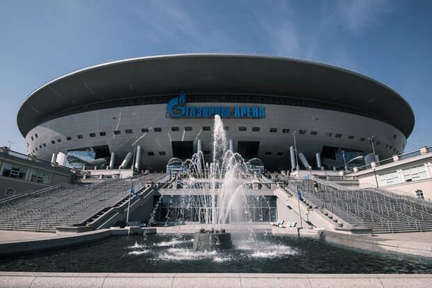 УЕФА объявил о переносе трех матчей Евро в Санкт-Петербург