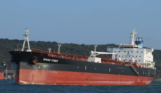2 человека погибли при атаке на израильский танкер