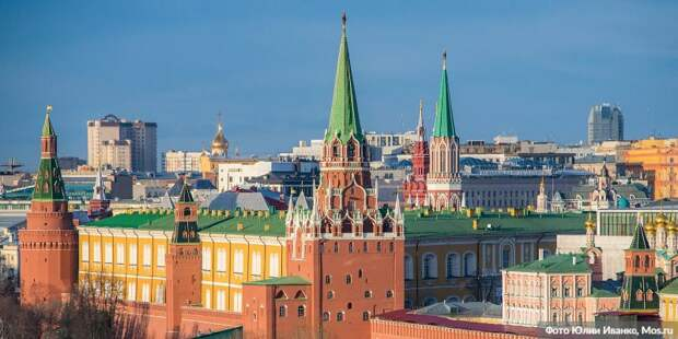 Собянин, Шойгу и Лавров открыли в столице общественный штаб «Единой России»