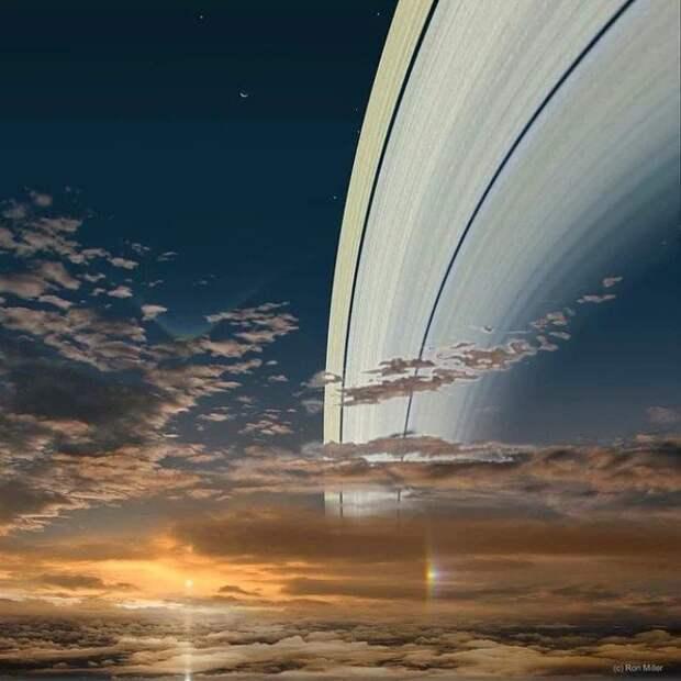 Так выглядит рассвет на других планетах