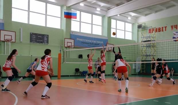 При поддержке Металлоинвеста прошёл турнир  по волейболу памяти В. Некрасова
