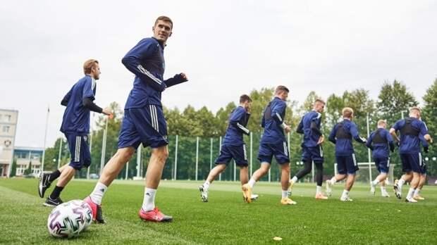 Футболисты молодежной сборной России проведут два товарищеских матча в июне