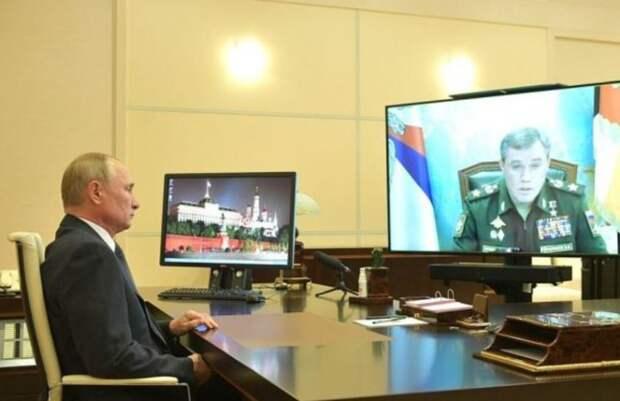 Путин получил необычный подарок на День Рождения