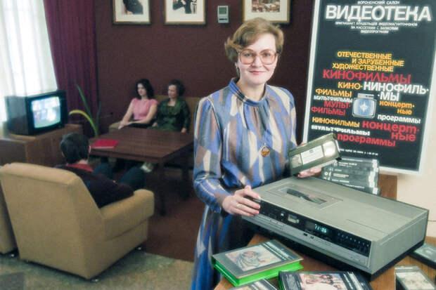 «Злые мертвецы, Джеймс Бонд, ну и порнуха, естественно» Пиратские кассеты изменили людей в СССР.