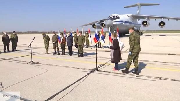 «Европейским жилетам пора протрезветь»: Гаспарян о том, что СМИ пишут о помощи РФ Сербии