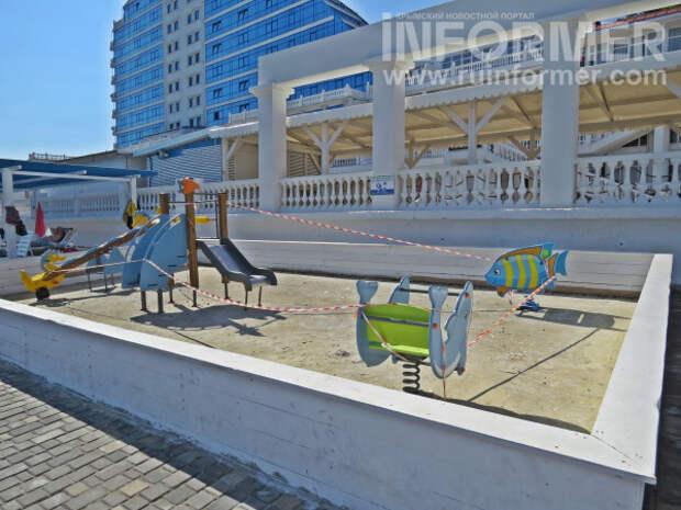 Как выглядят севастопольские пляжи после курортного сезона 2020 года? (ФОТО)