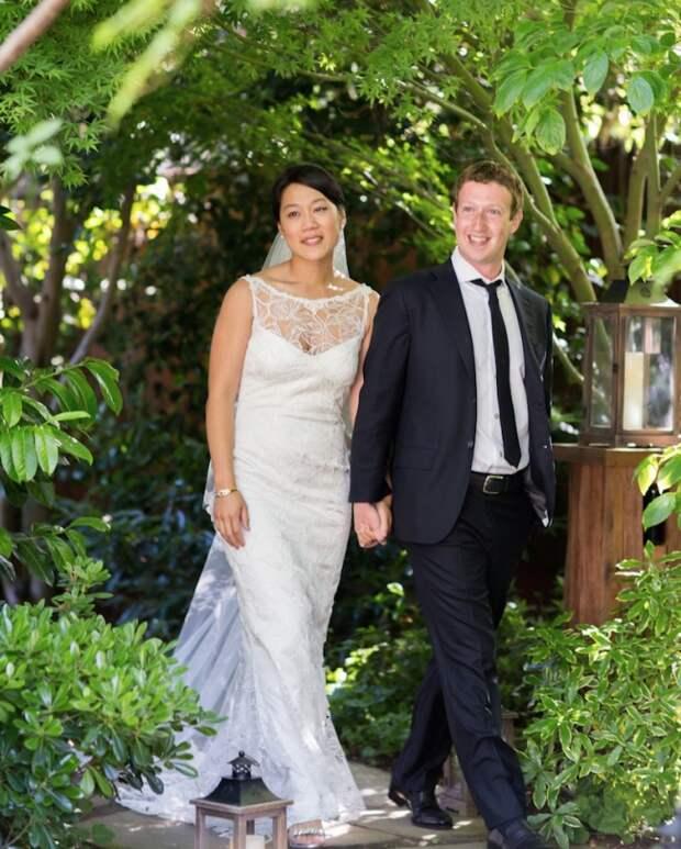 20 фото звезд в один из самых искренних моментов в жизни. В день свадьбы.