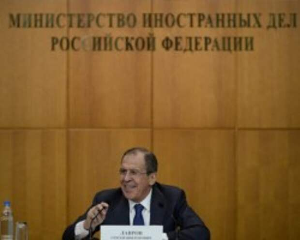 Лавров: Кризис на Украине создан по геополитическим мотивам