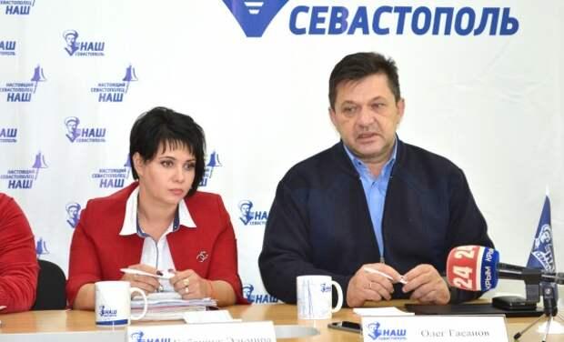 Общественная палата Севастополя свернула деятельность, правительство вычеркнуло?