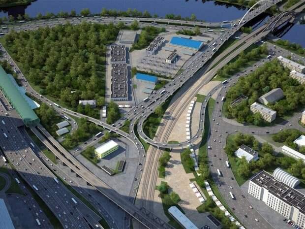 Северный дублер Кутузовского проспекта улучшит транспортную доступность пяти районов
