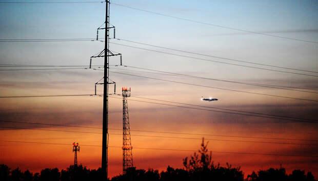 Электросетевые компании в Подмосковье перешли в режим повышенной готовности из‑за ветра