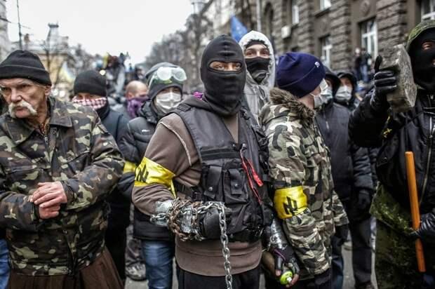 О военном камуфляже, или Дух Америки на Украине