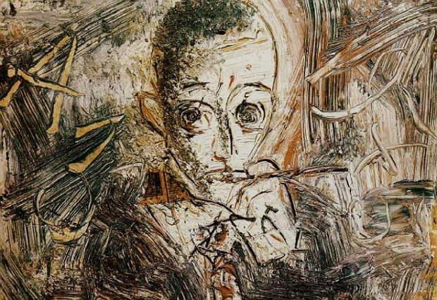 1975 Портрет Александра Глезера (600x412, 149Kb)