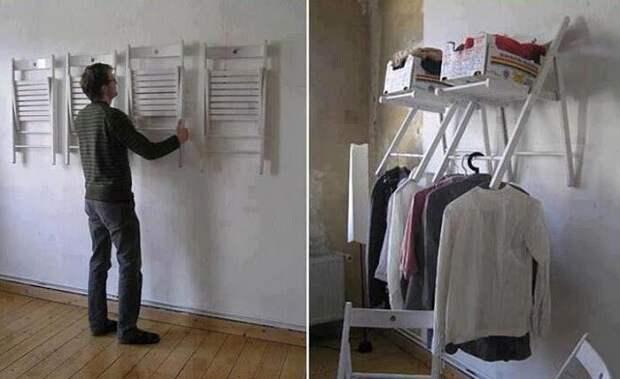 Советы с мебелью: нестандартные варианты использования, добавляющие функциональности