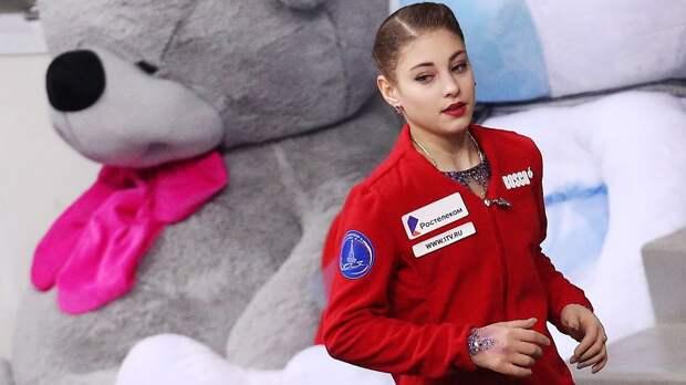 Косторная примет участие в московском шоу Тутберидзе «Чемпионы на льду»