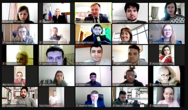 Более 500 студентов из67 стран стали участниками Международной олимпиады порусскому языку как иностранному