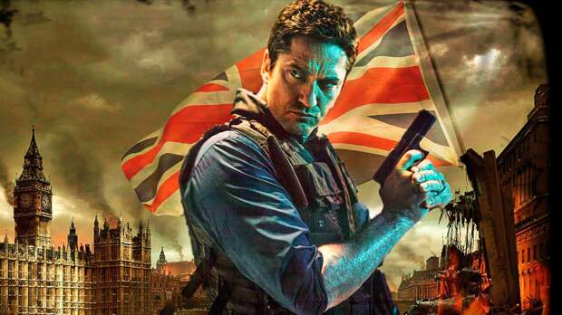 «Падение Лондона», или плохие русские в американских фильмах. Не надоело?