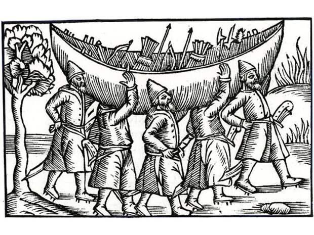 Русские ушкуйники, наводили ужас на Северную Европу и Золотую орду