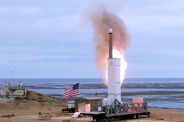 США испытали новую ракету. Россия ответила. Пока асимметрично