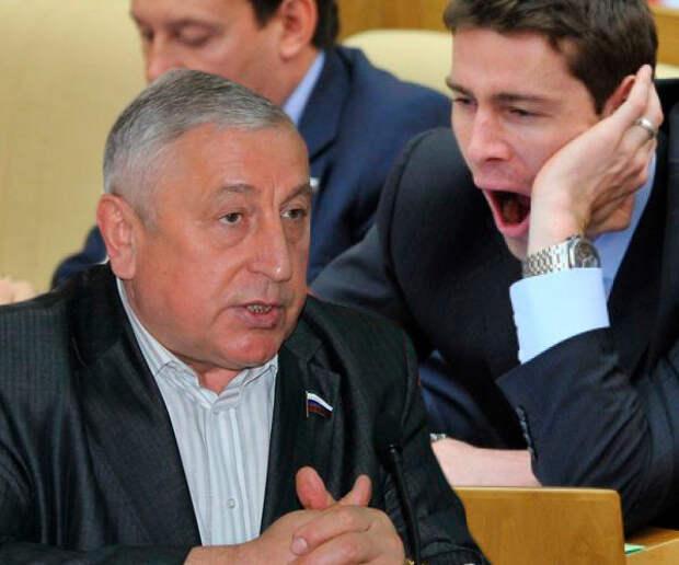 Депутат Харитонов: депутаты заслуживают зарплату в 380 тысяч. Это компенсация за стресс в Госдуме