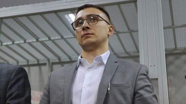 Сергей Стерненко в суде. Фото: Стас Козлюк\Facebook
