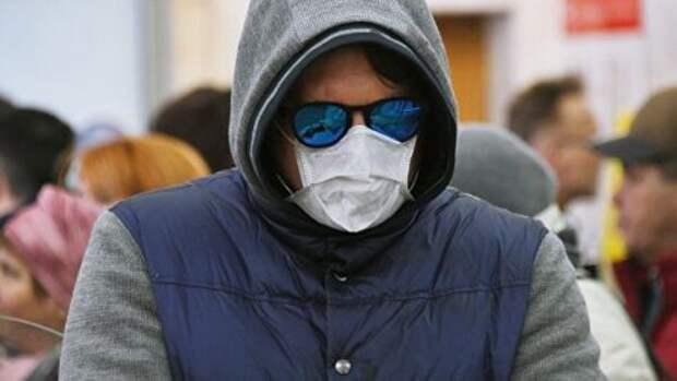 Житель Украины болел коронавирусом несколько раз