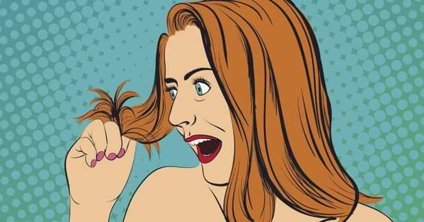 Даже голову мыла неправильно, пока подруга из салона красоты не просветила