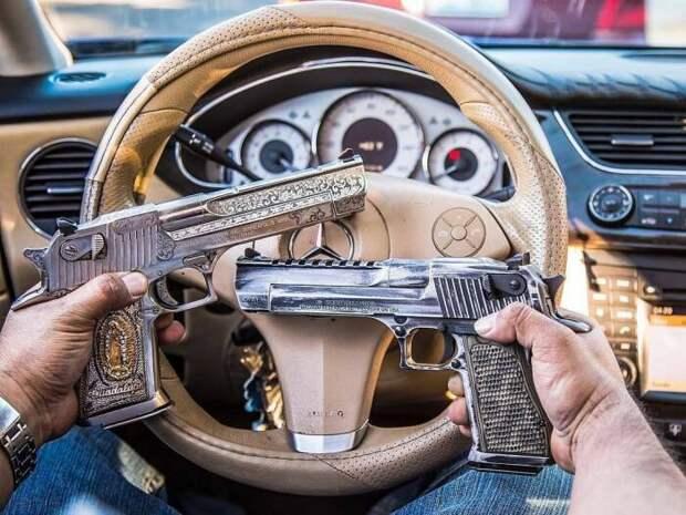 Снаряженным оружие возить все равно нельзя. |Фото: monitoring.bet.
