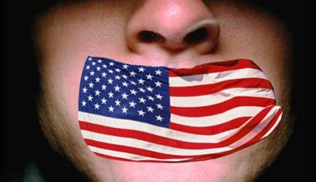 Голос Мордора: Свобода слова в США превратилась в пропагандистский миф для внешнего потребления