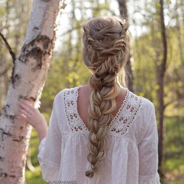 4.  косы, сестры