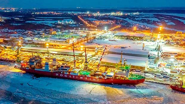 Новая линия связи в Арктике выводит всю Россию в технологическую революцию