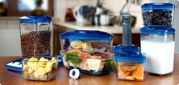 Продукты, которые вы сможете хранить всю жизнь.
