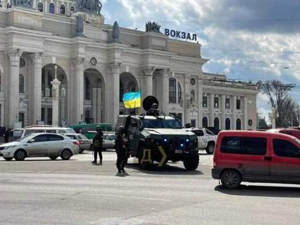 Из жемчужины у моря Одессу превращают в военный полигон