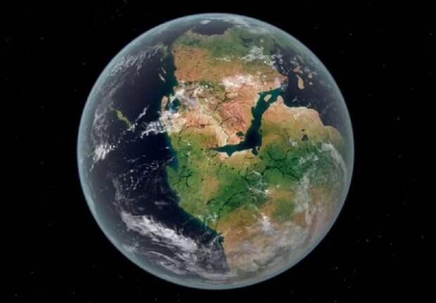 Африка раскалывается: на континенте появится новый океан, а Мадагаскар исчезнет