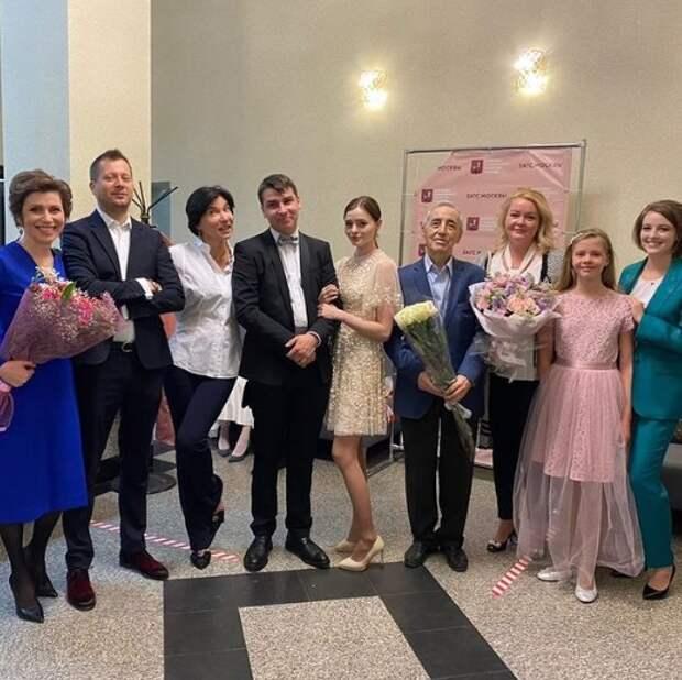 Ирада Зейналова показала фото со свадьбы сына