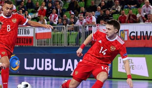 Сборная России стартовала на чемпионате мира по мини-футболу c разгромной победы над Египтом