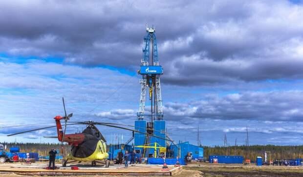 До10,6млрд кубометров увеличивает «Газпром» добычу газа наЧаянде