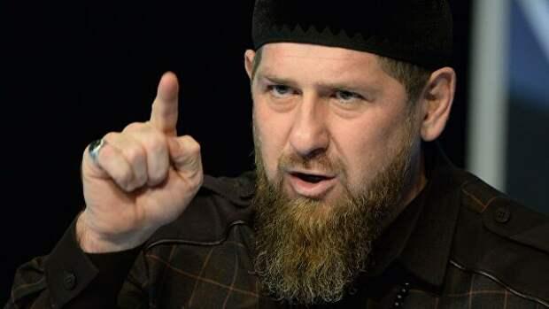 Кадыров отреагировал на заявление Навального о заказчике «отравления»