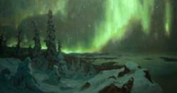 Уникальная выставка картин «Русская Арктика»