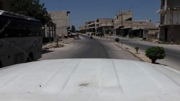 Жители сирийского Джурина рассказали о жизни под постоянными обстрелами боевиков