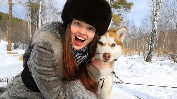 Зимний Байкал. Листвянка.