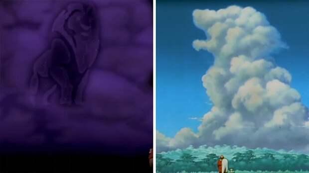 16 доказательств того, что «Король лев»— плагиат японского аниме