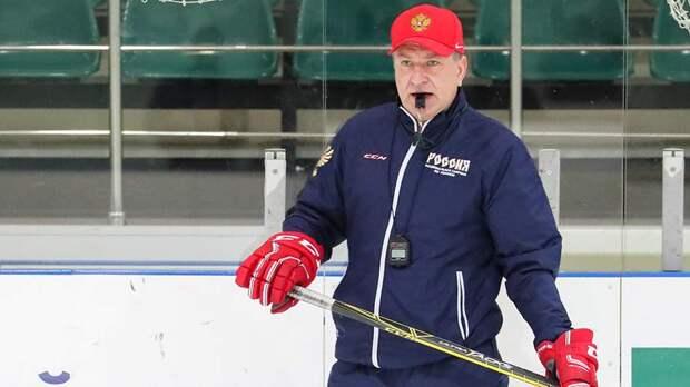 Браташ стал главным тренером молодежной сборной России по хоккею